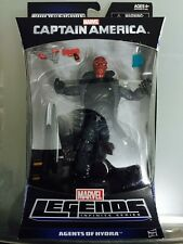 Marvel Legends Captain America2 Infinite Series Red Skull