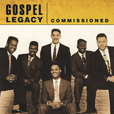 ~COVER ART MISSING~ Commissioned CD Gospel Legacy