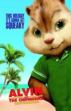 POSTER LOCANDINA FOTO ALVIN SUPERSTAR AND THE CHIPMUNKS 2 3 SI SALVI CHI PUO' #3