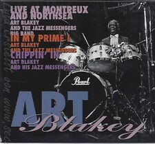 CD--N MY PRIME VOL. 1/CHIPPIN' IN [3CD--BOX] / ART BLAKEY -- --SET -- LIVE AT MO
