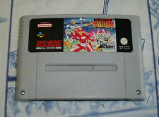 "SNES ""SUPER SMASH T.V."" PAL ESPAÑA"