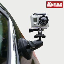Hague Car Mounting Kit for GoPro & Compact Action Cameras (SM90s) Suction Mount