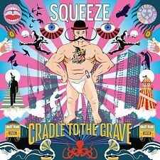 SQUEEZE CRADLE TO THE GRAVE CD ALBUM (October 2nd 2015)