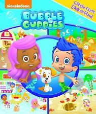 Nickelodeon(tm) Little First Look and Find(tm) Bubble Guppies