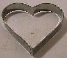 Cortador de Galletas/Galleta Corazón S/S 12&1.5cm profunda Calidad Garantizada