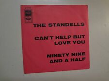 """STANDELLS:Can't Help But Love You-Ninety Nine & A Half-Germany 7"""" 67Capitol SL"""