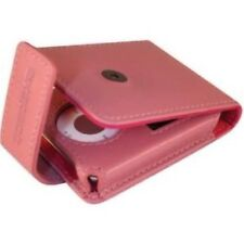 New Luxury Leather Pink Flip Protective Skin Cover Case iPod Nano 3 by Exspect