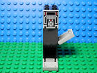LEGOS - Set of 3 NEW Black Boxes, Containers, 2 X 2 X 2, with MTron Pattern