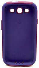 NEW Otterbox Samsung Galaxy S3 Pink/Purple Commuter Case Smart Phone T999 l747
