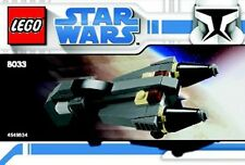 LEGO 8033 - Star Wars - General Grievous Starfighter / Mini - Poly Bag - LOOSE