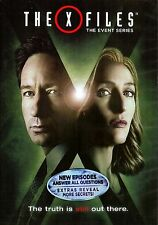 The X-Files Event Series DVD Set TV Show Episodes David Duchovny Video Film Box