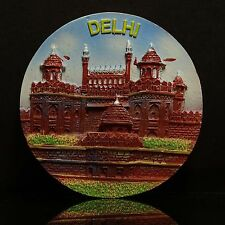 Decorative Red Fort Fridge Magnet Refrigerator Indian Souvenir Collectible Gift