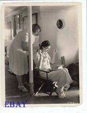 Kay Francis gets hair done candid VINTAGE Photo