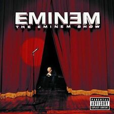 The Eminem Show [Deluxe] [PA] [Limited] by Eminem (CD, May-2002, Interscope 2CDS