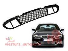 BMW E60 E61 SPORT FRONT BUMPER CENTRE GRILLE M5 SERIES