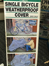 HEAVY DUTY LAWN MOWER /PATIO TABLE / BICYCLE COVER HEAVY DUTY NYLON WATER PROOF