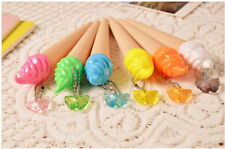 2x  Candy Color Ice Cream Gel Pen Fresh Sweet The Creative Pen Stationery