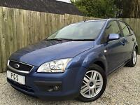 """2005/05 FORD FOCUS 1.6 T GHIA 115BHP """"ONLY 48K"""""""