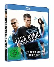 Jack Ryan: Shadow Recruit [Blu-ray](NEU&OVP) Chris Pine, Keira Knightley, K.Cost