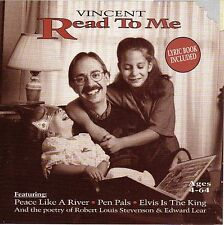 Read to Me by Paul Vincent, BRAND NEW FACTORY SEALED CD (Aug-2003, Lighthouse)