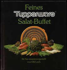 """Buch von Tupperware """"Feines Salat-Buffet"""""""