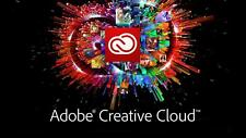 Adobe Creative Cloud 1-Year Subscription Prepaid (Windows or Mac)