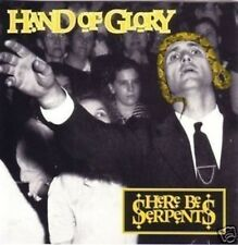 HAND OF GLORY here be serpents CD SilenZ Rec. Holland 1991