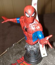 The Amazing Spider-Man Classic Version Mini-Bust by Bowen Design 2007 Marvel