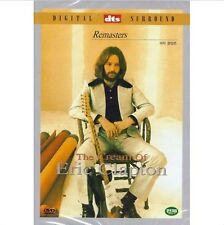 Eric Clapton DVD - THE CREAM OF ERIC CLAPTON (New & Sealed)