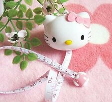 New Hello Kitty Retractable Tape Measure Flexible Rule Line Band Tape