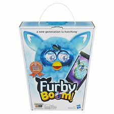 FURBY BOOM TEAL PATTERN EDITION BRAND NEW SHIP FREE PRIORITY MAIL SHIPPING