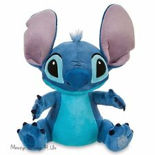 "NEW Disney Store Exclusive Lilo & Stitch Plush Doll 16"" Alien Dog Medium Toy"
