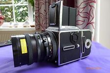 Hasselblad 503CW Camera with A12-6x6 Film back and Distagon 4/50 carl Zeiss lens