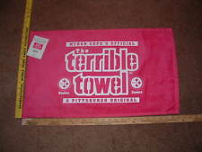 MYRON COPES OFFICIAL THE TERRIBLE TOWEL PINK TERRIBLE TOWEL 2016 EDITION NWT