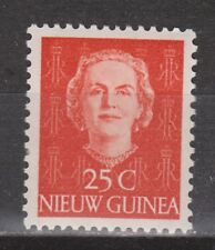 Indonesia Nederlands Nieuw New Guinea 12 MNH 1950 Juliana