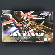Bandai 132158 1/144 HG Seed #24 ZGMF-X23S Saviour Gundam Model Kit