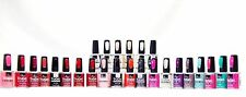 EzFlow Nail Soak Off Gel Polish LED/UV TruGel 6 Colors your choice .5oz/15ml