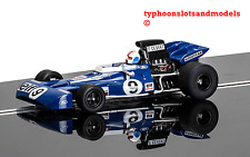 C3759A Scalextric Legends Tyrrell 002 - USA GP 1972 - F Cevert - New & Boxed