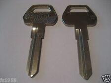 Saab 99 und 900 (Bj. 74-77) Schlüsselrohling Errebi Profil AA43R = Silca ASS49