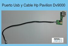 Puerto Usb y Cable Hp Pavilion DV9000 Usb Board with Cable DD0AT9THB00