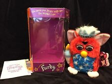 1999 Special Edition Statue of Liberty American Furby New in Box