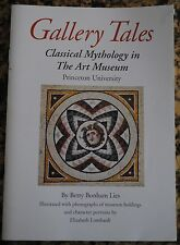 Gallery Tales Classical Mythology in the Art Museum Princeton University book PB