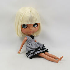 Factory Neo Blythe Doll Scalp & Dome For RBL Creamy White Hair #H050 unbrand