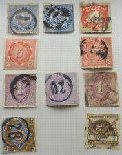 Australia 10 Ferrocarril/Coleccion sellos de ingresos de parcela, Nueva Gales del Sur