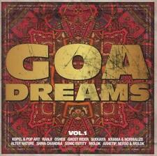 Various - Goa Dreams Vol.1 - CD NEU