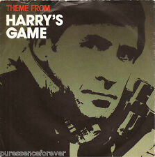 "CLANNAD - Theme From Harry's Game (UK 2 Tk 1982 7"" Single PS)"