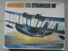 Matchbox 1/72 Supermarine Stranraer WW2 RAF Flying Boat Model Kit