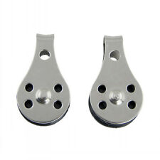 Marine Grade Stainless Steel Pulley For Kayak And Boat Canoe Package 2