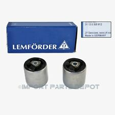 BMW Front Upper Control Thrust Arm Bushing Lemforder OEM 05612 (2pcs)
