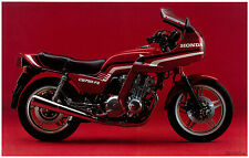 HONDA Poster CB750 F2 CB750F2 1979 1980 1981 1982 Side On Suitable to Frame
